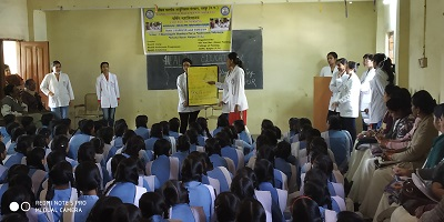 School Health programme and health camp