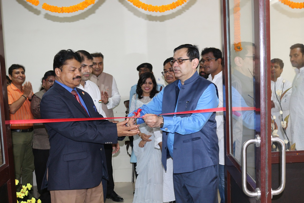 Inauguration of New Blood Bank premise